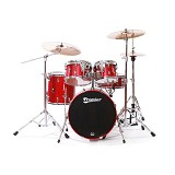 PREMIER Birch Shell Drum Kit APK Series [KIT 2] - Red Metallic Lacquer - Drum Kit